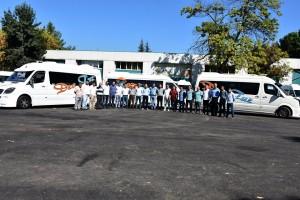 Dzc Turizm Öğrenci ve Personel Servisi